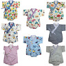 BNWT Baby Toddler Hand Made Fun Design One Piece Kimono - Comes With Gift Box