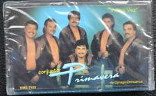 "Conjunto Primavera ""Y Otra Vez"" Cassette - New! Sealed! JOEY"