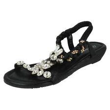 Wedge Slingbacks Standard Width (D) Casual Heels for Women