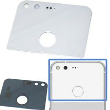 White Rear Glass and Camera Lens for Google Pixel XL