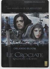 Le crociate (2005) DVD (2 Dischi ) Steelbox