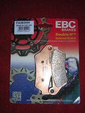 BMW R 1200GS (30 Years GS) 2011  EBC FA363HH Sintered Rear Brake Pads. New