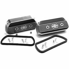 EMPI New Set of 2 Valve Covers VW Volkswagen Beetle Super Transporter Thing Pair