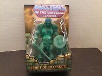 Mattel MOTU Classics - Spirit Of Grayskull