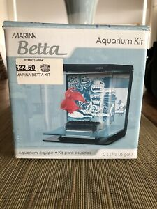 Marina Betta Aquarium Kit 2L - USED