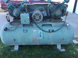 champion air compressor used