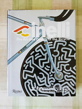 Cinelli - The Art and Design of the Bicycle book - Rare