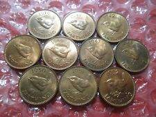 More details for george vi farthings - excellent grades - 10 coins.