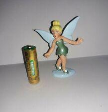 personnage walt disney figurine pvc peter pan   fee clochette bullyland