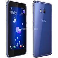 Transparent Clear Silicone Slim Gel Case For HTC U11