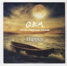 (GL256) G.E.M. (Groove Enlightened Minstrels), Hippos - 2015 DJ CD