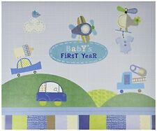 C.R. Gibson First Year Calendar, Boy Oh Boy , New, Free Shipping