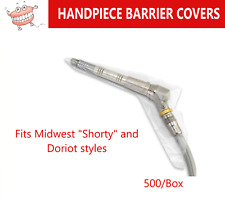 Dental Low Speed Contra Angle Sleeves Fits Midwest Shorty Amp Doriot 500bx