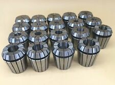 24pcs ER40 Spring Collet Set 3-26mm For CNC Milling Lathe Tool [M_M_S]