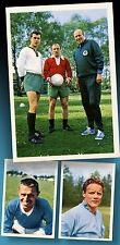 3 Bergmann CALCIO distributori automatici immagini 1967 > National Franz Beckenbauer Uwe Seeler