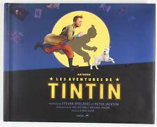 Monographie Tintin Art Book, Les aventures de Tintin