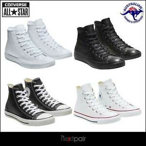 Converse - Chuck Taylor All Star High Leather - Men's Women's Casual Shoes