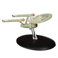Eaglemoss Star Trek USS Enterprise NCC-1701 Diecast Model Retail Va NEW IN STOCK