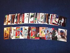 PEDRO MARTINEZ RED SOX EXPOS METS HOF 74 CARDS WITH 13 INSERTS (817-12)