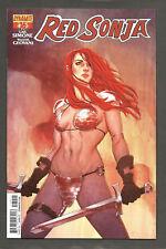 RED SONJA #16 (Dynamite 2013) Jenny Frison Variant Cover 1st Print