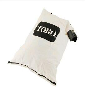Genuine OEM TORO Leaf and Debris Vacuum Blower Bag Reusable Eco Friendly 30×21