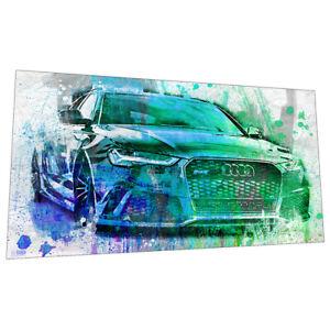 Audi RS6 Quattro Wall Art - Graphic Art Poster