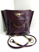 New Handles /& Bottom Purse Knitter/'s Pride Faux Leather Sew On Bag Kit Black