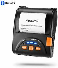 Munbyn Bluetooth Receipt Printer Android Bluetooth Mobile Printer P001