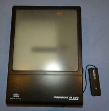 Braun Novamat M330 Diaprojektor mit Dia Monitor Kombigerät Autofocus