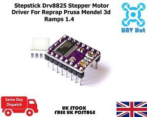 Stepstick Drv8825 Stepper Motor Driver For Reprap Prusa Mendel 3d Ramps 1.4