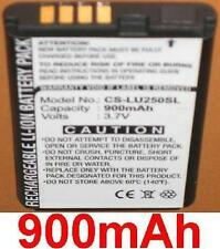Batterie 900mAh type LU250 Pour LG U250