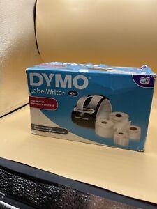 Dymo LabelWriter 450 Label Printer  - Black/Silver Bundle Pack