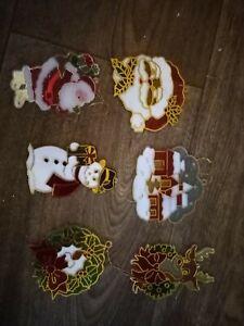 Xmas tree Ornaments Tree Decorations X 6