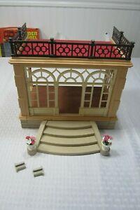 Playmobil Victorian Mansion 5300 Parts Lot Sunroom Sun Room Porch Patio