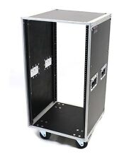 20 Space Studio Rack Case with Wheels by OSP
