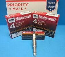 Set 8 Genuine OEM FORD Motorcraft Spark Plugs PZH14F 5.4L 3V Upgraded Expedited