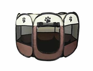 Cosy Life® Playpen Tent for Pets Dogs Puppies, 81 x 81 x 56 cm  (medium)