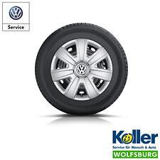 Originale Volkswagen Copricerchi Ornamentali Set 14 Pollici