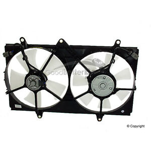 One New Performance Radiator Engine Cooling Fan Assembly 620010 167000D010