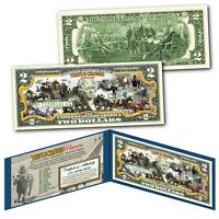 TRIPLE CROWN 13 WINNERS Thoroughbred Horse Racing OFFICIAL Legal Tender $2 Bill