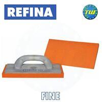 REFINA 11in Fine Plastering Sponge Float - 140mm Plasterers Foam Trowel 261130