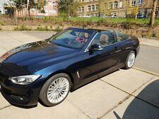 BMW 435i Cabrio Luxury Line 306 PS 93 TKM 2014 Leder, LED, Nackenheiz Cabriolet