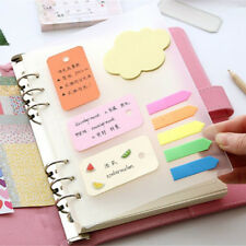 1pc 6Holes Loose Leaf Binder Notepad Notebook A6 Accessory Stationery Supply BH