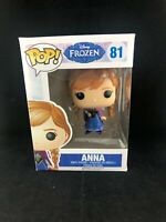 Disney Frozen Anna #81  Funko Pop Vinyl