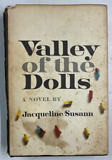 Valley Of The Dolls By Jacqueline Suzanne 1966 Hc Book Club Edition Vintage
