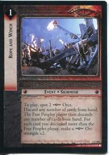Lord Of The Rings CCG Card RotK 7.U309 Rope And Winch