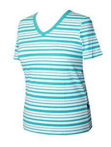Schneider Sportswear Daria Damen T-Shirt Pulli Kurzarm Sportshirt Stretch 40 (M)
