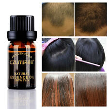 Unisex Natural Hair Loss Treatment Fast Growth Herbal Hair Essence oil 10ml Safe