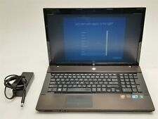 "HP ProBook 4720s 17.3"" HD+ i7 M 620 2.67GHz 8GB 256GB SSD Win10P HD6370M Laptop"