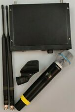 *MINT* Shure ULXD Wireless Microphone System w/ SM58 - G50 (470-534)